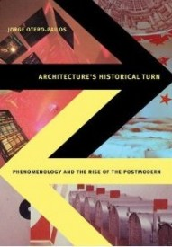 Book cover: Architecture's Historical Turn